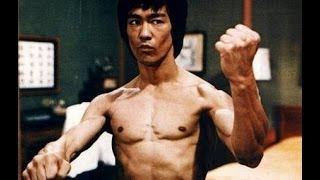 The Slow Motion of  Bruce Lee Kung Fu [Feint Skills] 李小龙功夫假动作技巧与其他动作慢镜头