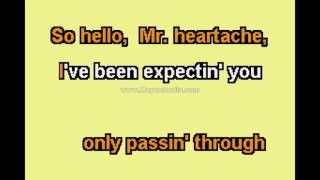 Dixie Chicks   Hello Mr Heartache TU HD Karaoke PK02461