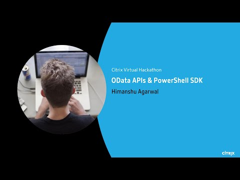 OData APIs and PowerShell SDK use cases walk-through video