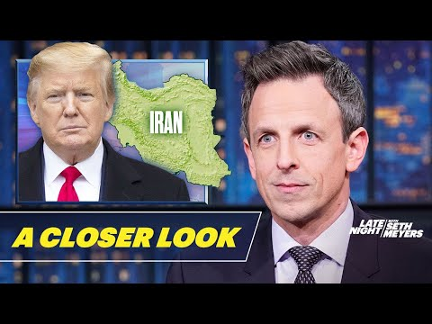 Trump Threatens War Crimes Against Iran: A Closer Look