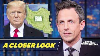 Trump Threatens War Crimes Against Iran: A Closer Look