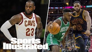 Why LeBron Should Play For 76ers, What Changed In Cleveland For Cavs? | SI NOW | Sports Illustrated