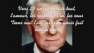 """Video thumbnail of """"""""Je sais"""" de Monsieur Jean Gabin"""""""