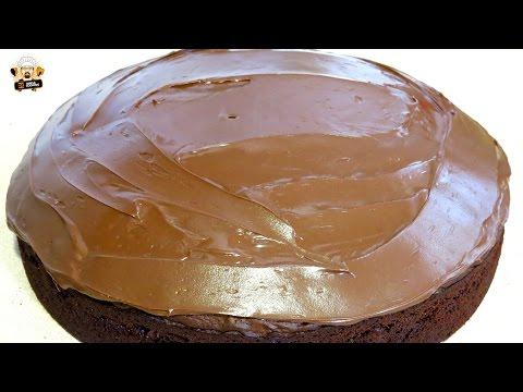 3 INGREDIENT NUTELLA CAKE RECIPE