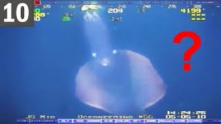 10 MOST SCARY Things Found by Submarines