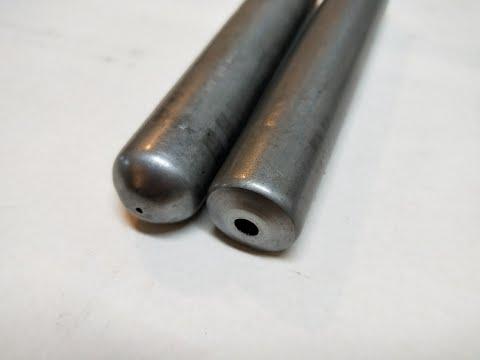 TD-31040-OD18-Tube Slot machine for inner grooving tube for sealing,gas spring cylinder slotting closing sealing 拉槽管封口