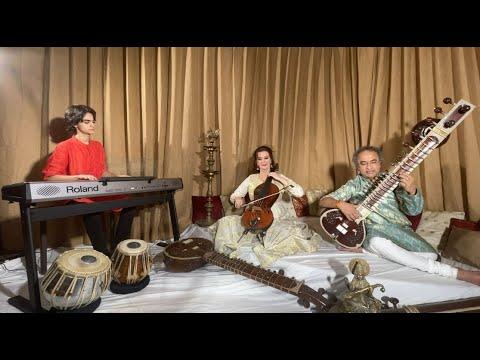 Ode to Joy   Europe Day   Ft. Pandit Shubhendra Rao, Saskia Rao-de Haas & Ishaan Leonard Rao