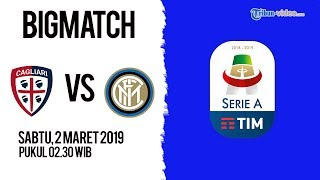 Live Streaming dan Jadwal Laga Cagliari Vs Inter Milan di HP via MAXStream beIN Sports
