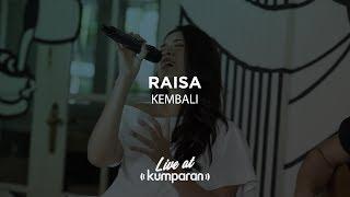 Raisa   Kembali   Live At Kumparan