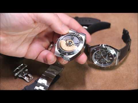 Vacheron Constantin Overseas Chronograph Watch Review | aBlogtoWatch