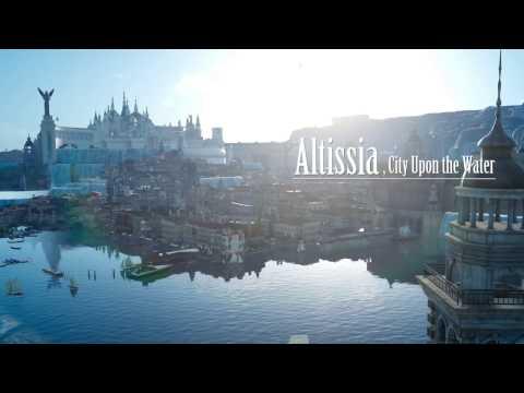 FINAL FANTASY XV Altissia Trailer Gameplay