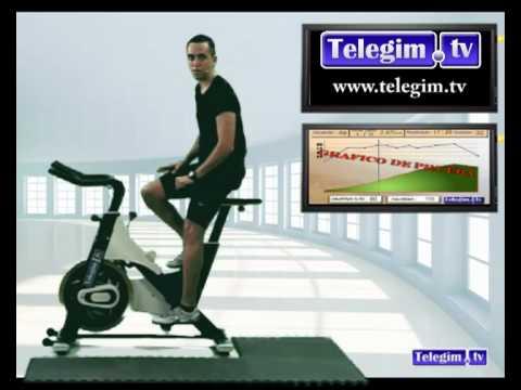 Posicionamiento correcto de la bicicleta y el usuario en sesiones de spinning - ciclo indoor 2010
