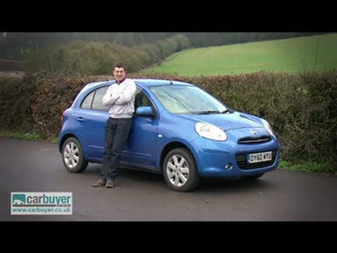 Nissan Micra hatchback 2010 - 2013 review - CarBuyer