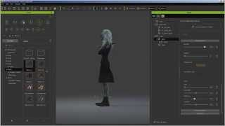Renderosity Tutorials - Reallusion's Character Creator - Part 2
