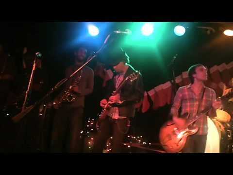 The Sights feat. Jackie Stahl - Girlfriend (12-21-13)