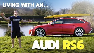 Living With An Audi RS6 by Car Throttle