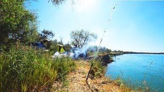 Рыбалка на реке или за баканасом