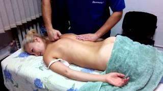 Массаж грудного отдела