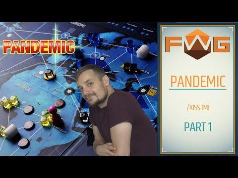 Pandemic | Négy vírus bemegy a bárba (Kiss Imi, Kaci, daev) - Fun With Geeks