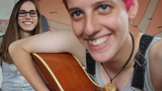 18 years- Daughtry (Cover) w/ Abigail   Riley Dylan