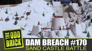 LEGO Dam Breach #170 - Sand Castle Battle