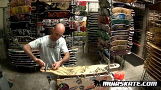 Longboarding Tips: Drop Through Longboard Skateboard Assembly - Muir Skate