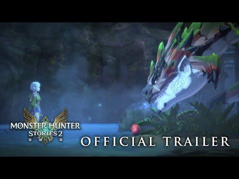 《魔物獵人物語 2 破滅之翼》開場OP公開