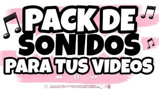 Descargar MP3 de Pack De Efectos De Sonido Para Videos