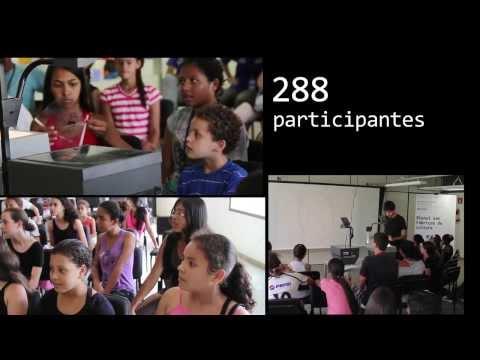 #30bienal #educativobienal Convênio Educativo Bienal - Fábricas de Cultura
