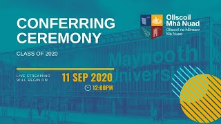 Conferring Ceremony 10 (12 NOON)