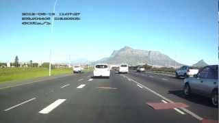 preview picture of video 'Bad Driving - N1 Century City, Cape Town 2'