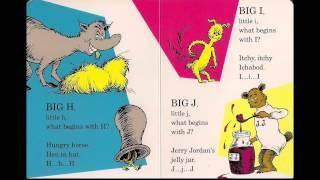 Dr. Seusss ABC: An Amazing Alphabet Book! Song