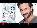 Hits Of SAIF ALI KHAN   90's Bollywood Songs   Evergreen Romantic Hits - Video Jukebox