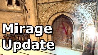 Mirage Update June 2018