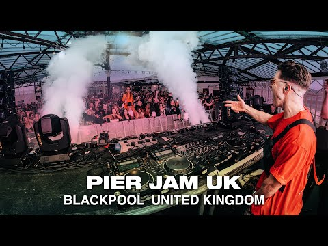 Lil Nas X Fisher Little Beauty, Meduza, Diplo DJ Set! 3000 People On A Pier! Pierjam Blackpool 2019 - James Hype