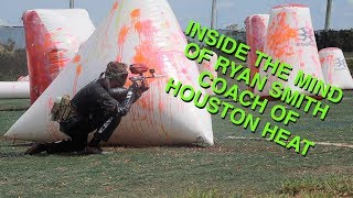HOUSTON HEAT COACH RYAN SMITH BARREL CAM ON THE CHICAGO OPEN LAYOUT - WOW