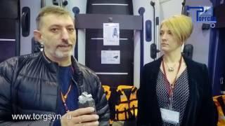 """REEF TRITON. Стенд Angler на выставке """"Охота и рыболовство 2017"""":  НОВИНКИ 2017 - видео от ТоргСин"""
