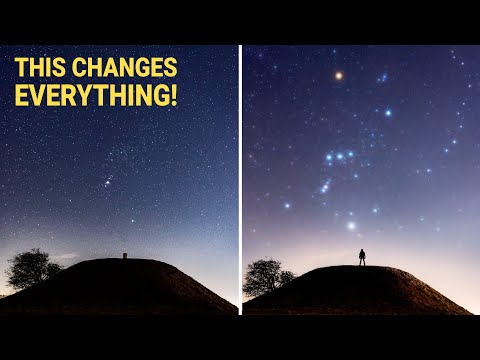 Using a Starglow Filter with Night Sky Photography