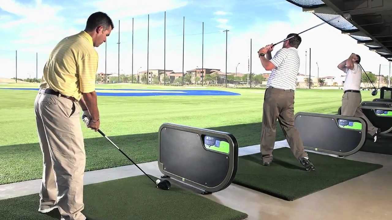 Track Tee Golf Promo