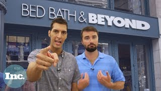 We Try Finding the Best Sheets in Bed Bath & Beyond | Inc.