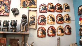 Hokkaido Tourism Video (Akan Ainu Crafts)