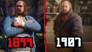 SECRET Cutscenes in Red Dead Redemption 2 (RDR2 Secret Encounters)