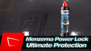 Menzerna Power Lock Ultimate Protection Versiegelung Test - Lack versiegeln