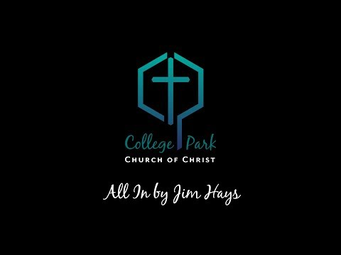 All In by Jimmie Hays
