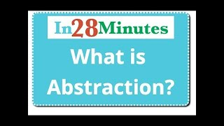 Software Design - What is Abstraction?