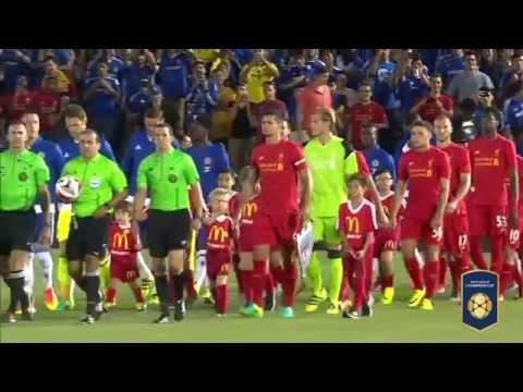 ICC 2016 Highlights: Chelsea FC vs. Liverpool FC