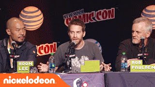 NYCC 2015 | 'Teenage Mutant Ninja Turtles' Panel (08.10.15)