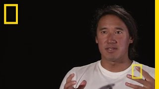 Jimmy Chin: Trapped in an Avalanche | Nat Geo Live thumbnail