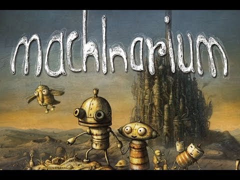 machinarium pc gameplay