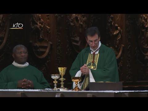 Messe du 13 juillet 2018